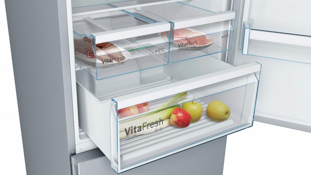 Bosch Kühlschrank Kgn 56 Xi 40 : Купить холодильник bosch kgn vi u Бош в Киеве Харькове