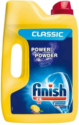 Finish  Power Powder лимон 1KG Порошок (3320)