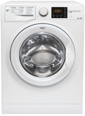 Hotpoint-Ariston  RSSG 602 WH UA