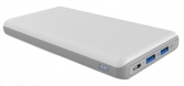 УМБ Power Bank Aspor  A327 16000mAh iQ (2USB/1A+2.0А) white