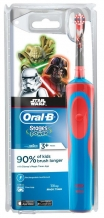 Зубная щетка Braun  D 12.513K Oral-B Kids Star Wars