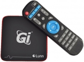 Медиаплеер GI LUNN  216 TV BOX // Android 7.1.2, Amlogic S905W, 2/16GB