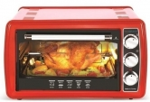 Электропечь Housetech  11003 red