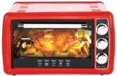 Электропечь Housetech  11004 red
