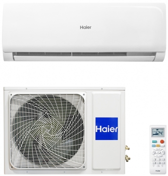 Haier  AS25TADHRA-CL/1U25BEEFRA (Tibio inverter -20C)
