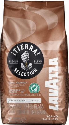 Lavazza  TIERRA Selection 1kg