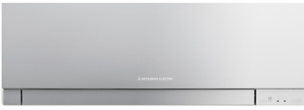 Mitsubishi  Electric MSZ-EF50VE3S/MUZ-EF50VE Design Inverter Silver