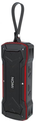 Nomi  Extreme Black/Red (328740)