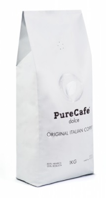 Pure Cafe  Dolce 1kg