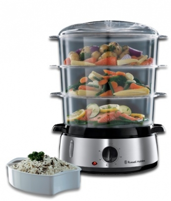 Russell Hobbs  19270-56/RH Cook at Home Food Steamer