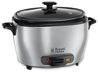 Russell Hobbs Рисоварка Russell Hobbs 23570-56 Healthy 14 Cup Rice Cooker