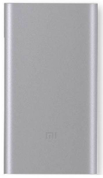 УМБ Power Bank Xiaomi Mi 2 10000mAh Silver (PLM02ZMSL)